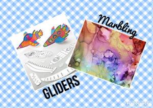 Marbling & Gliders